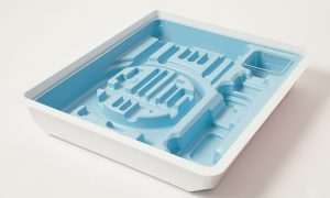 Custom Plastic Food Trays