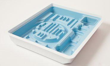 Custom Plastic Food Trays