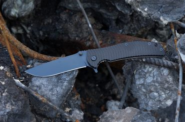 Spring Assisted Tactical Knife