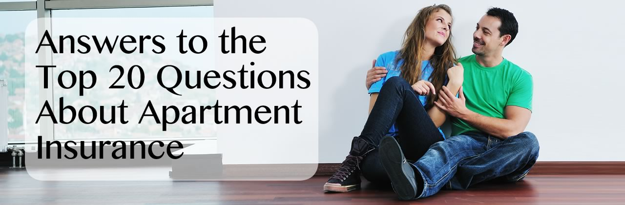 Answers to the Top 20 Questions About Apartment Insurance in Salem OH