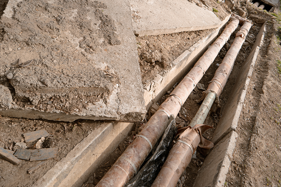 Steps Involved in Constructing Underground Utility Lines