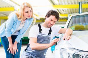 Repairing Auto Hail Damage