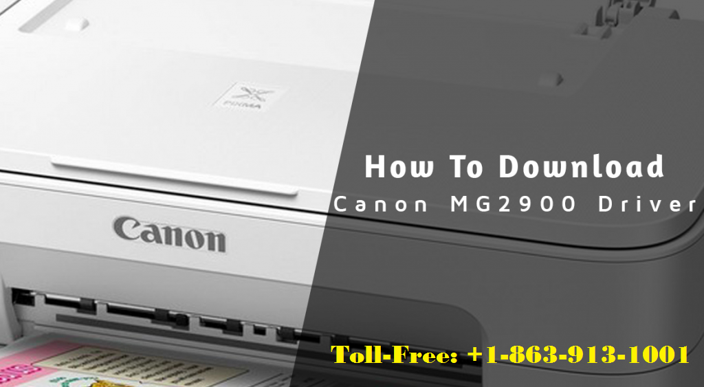 Download MG2900 Driver