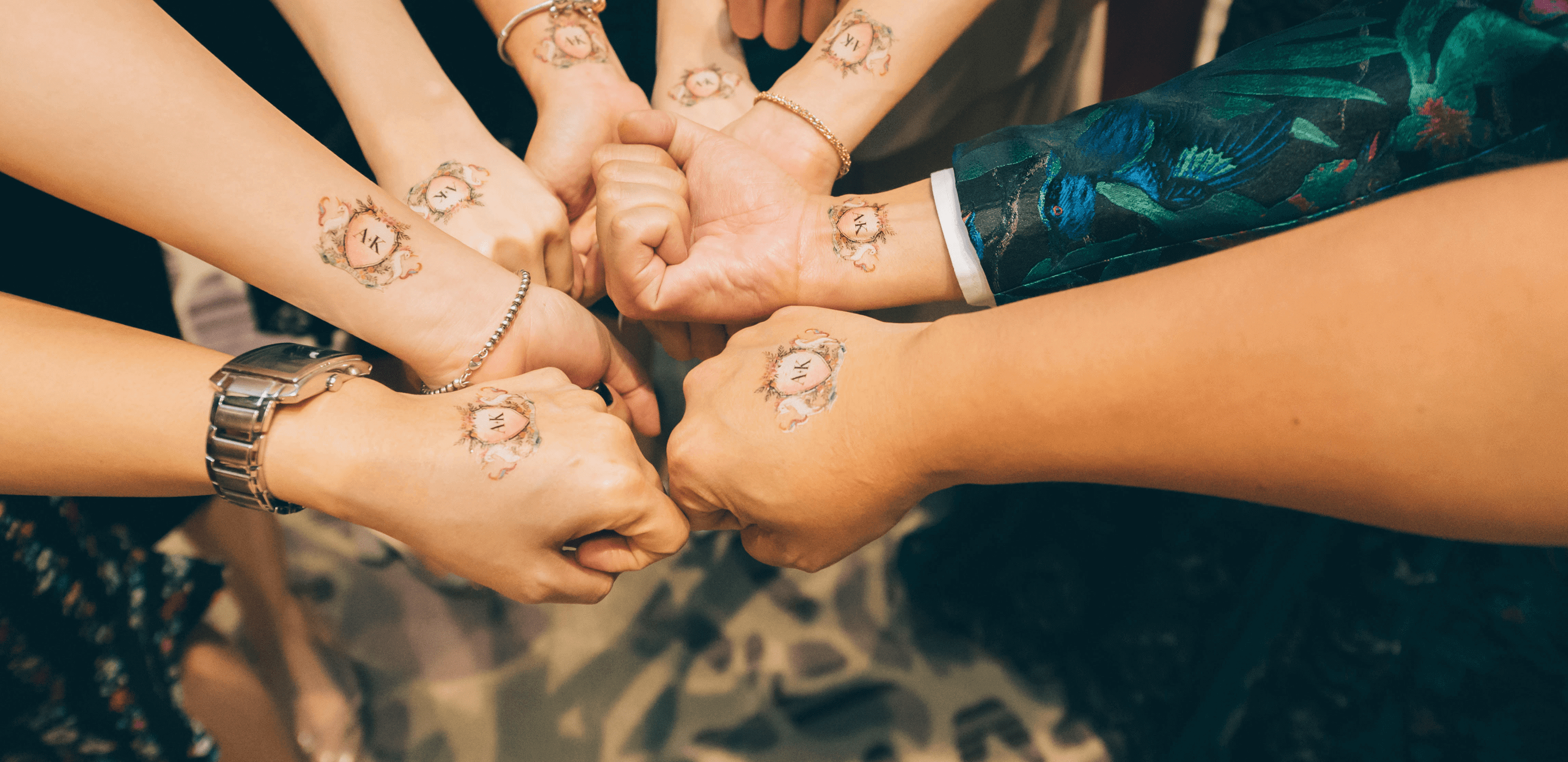 How to Choose Temporary Tattoos for Weddings?