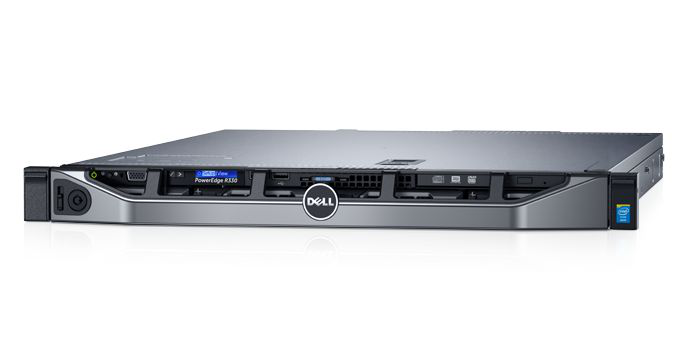 What is the DELL PowerEdge R330 1U?