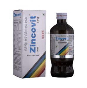 zincovit syrup