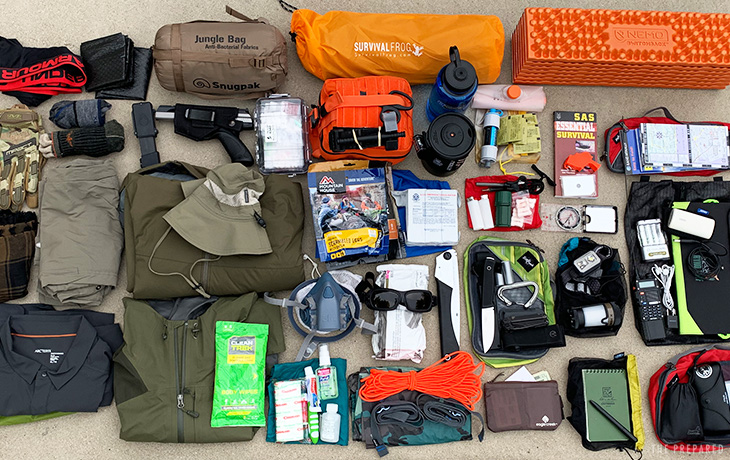 Emergency Preparedness Kit Checklist