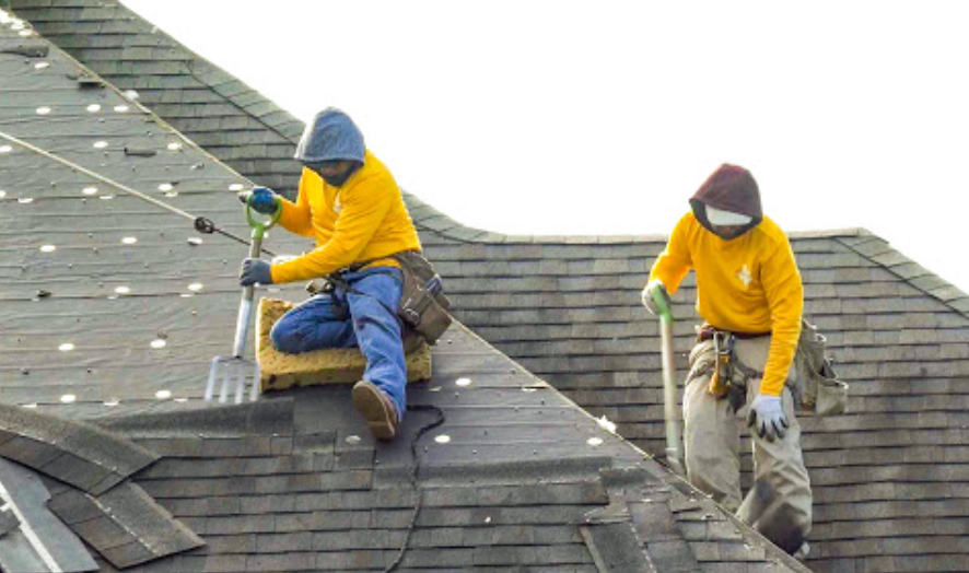 experienced roofing