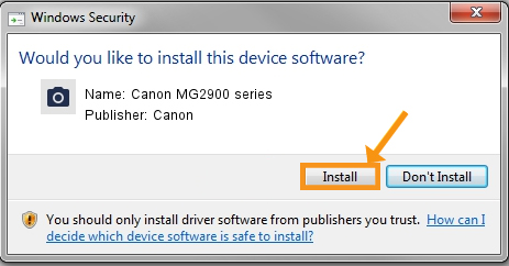 install-canon-mg2900-driver