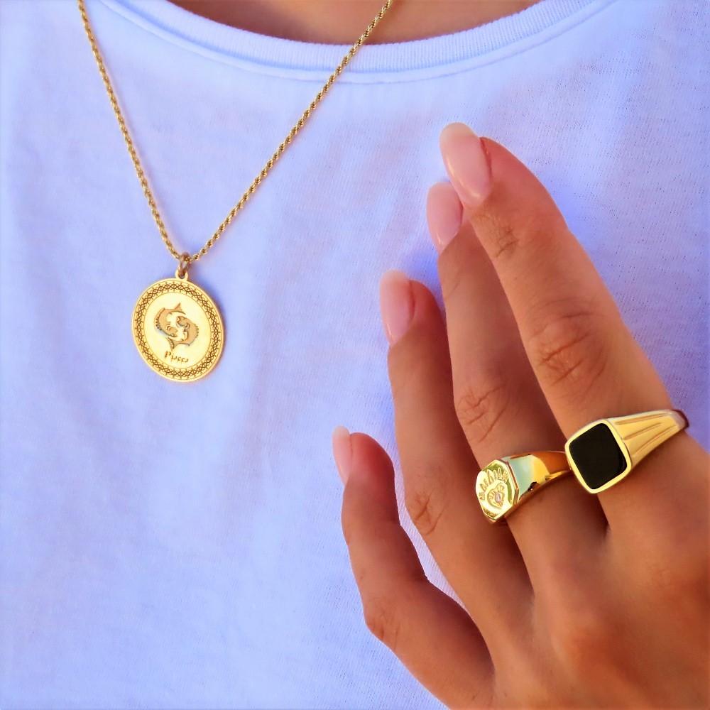 925 Sterling Silver Zodiac Jewelry