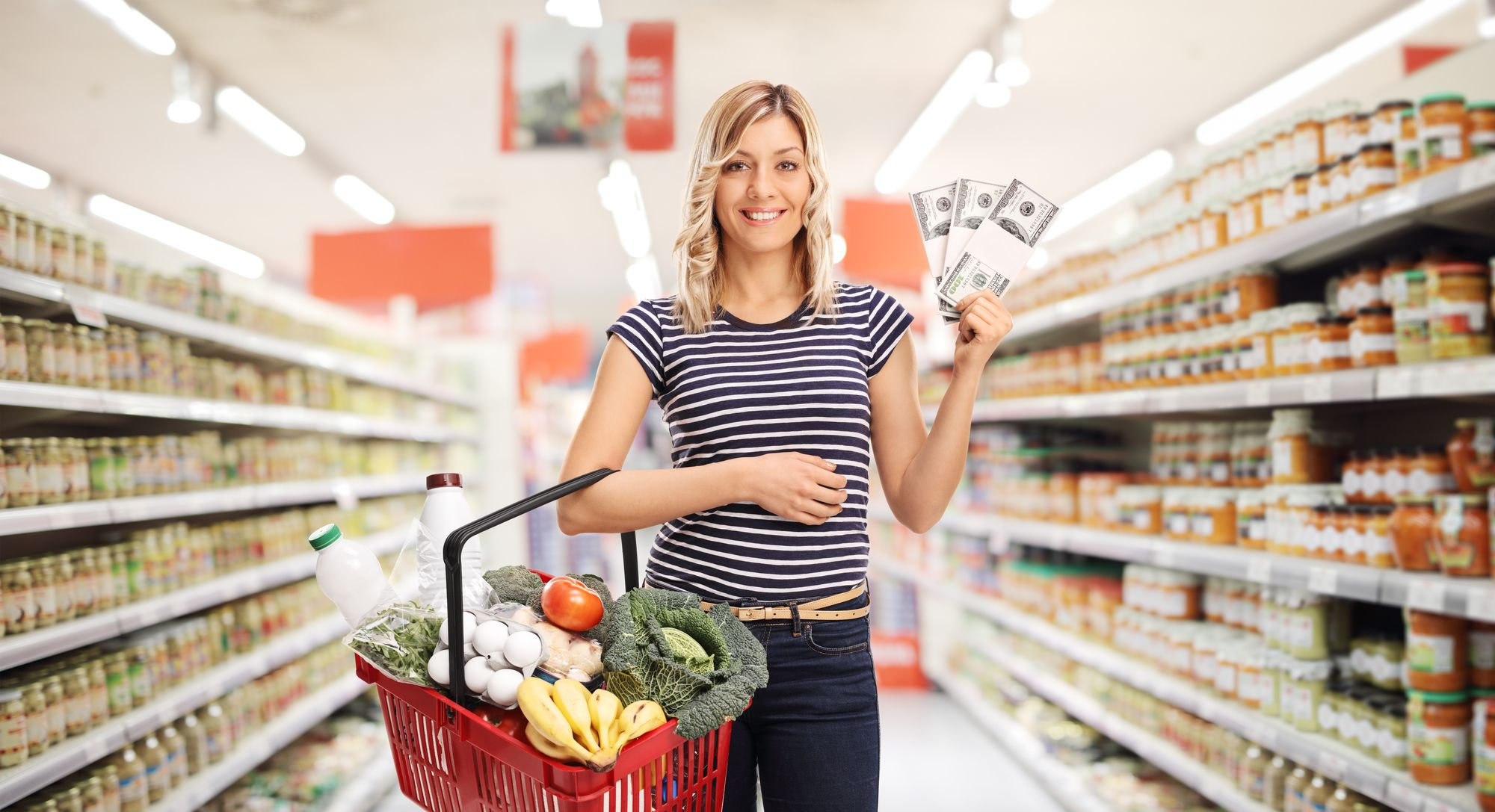 10 Tips for Saving Money on Groceries
