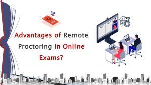 Remote Proctoring Solution